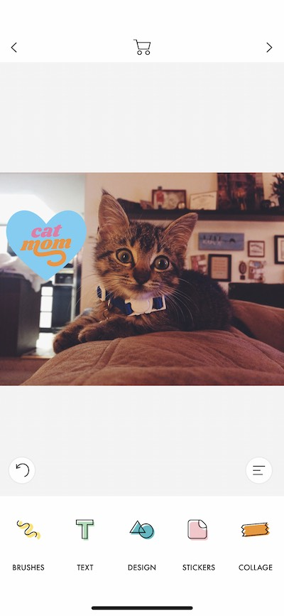 A Design Kit, an Instagram-related app