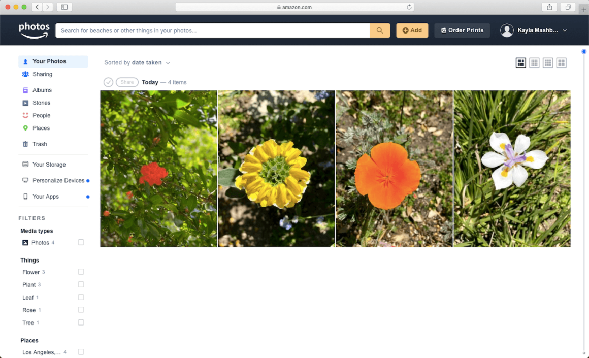Amazon Photos, an easy way to share photos online for Amazon members