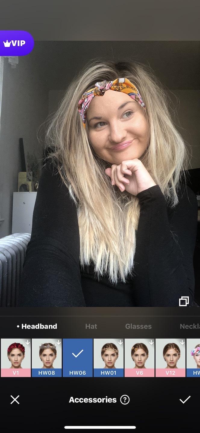 Everlook, the best selfie app for iPhone