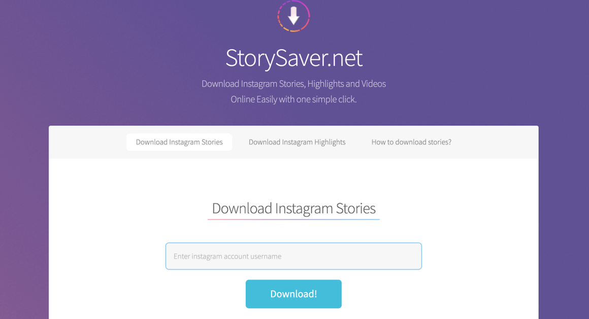 How to download Insta Story on your computer