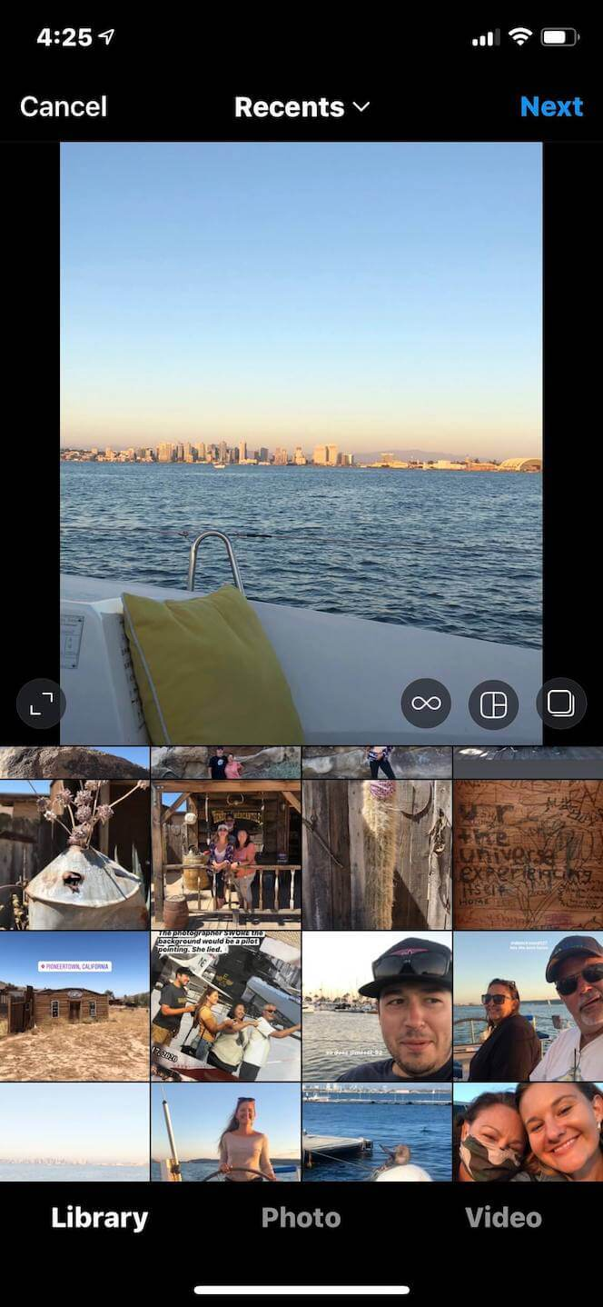How to prevent Instagram from cropping your photo