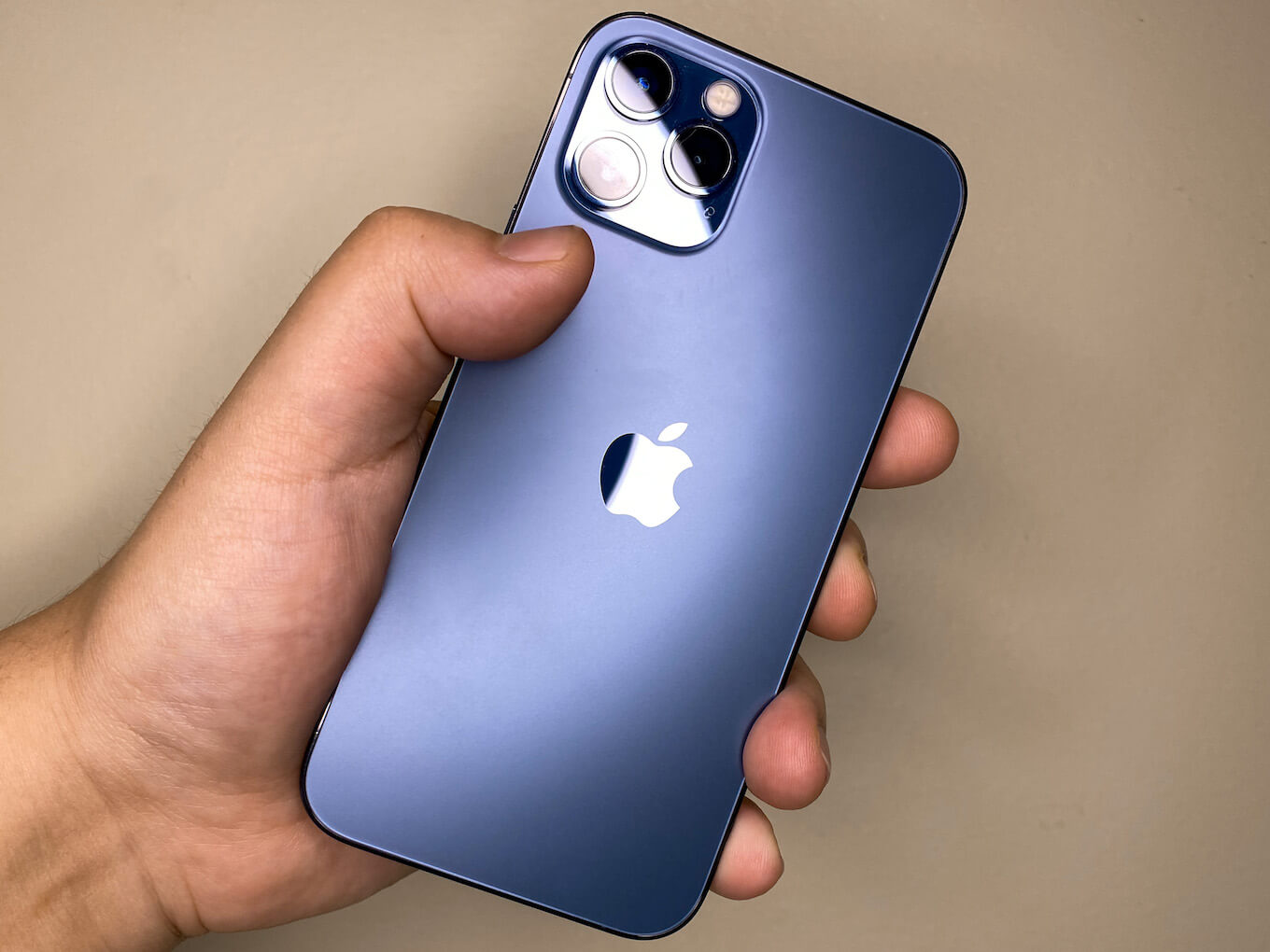 Pacific Blue iPhone 12 Pro