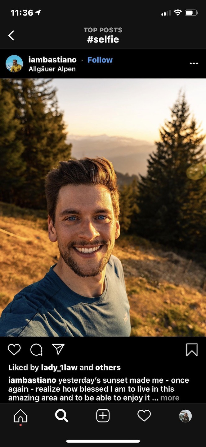 How to use light to take a perfect selfie