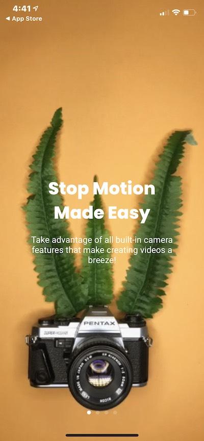 LifeLapse, a stop motion app for Instagram