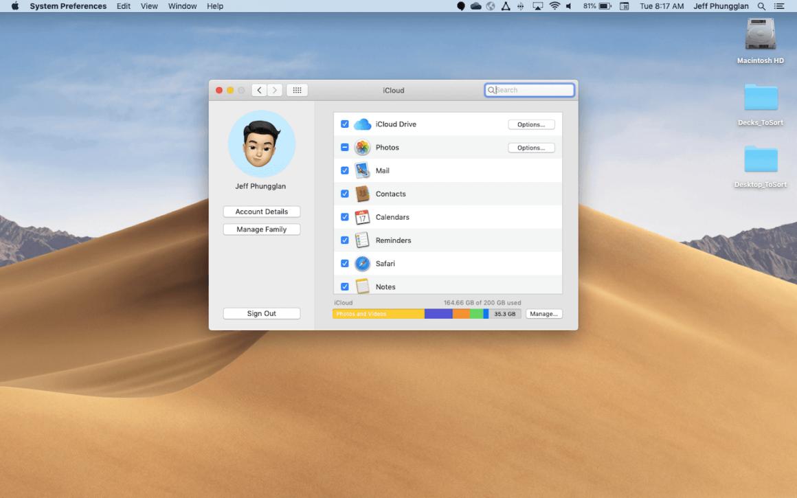 How to set up iCloud Photos on Mac