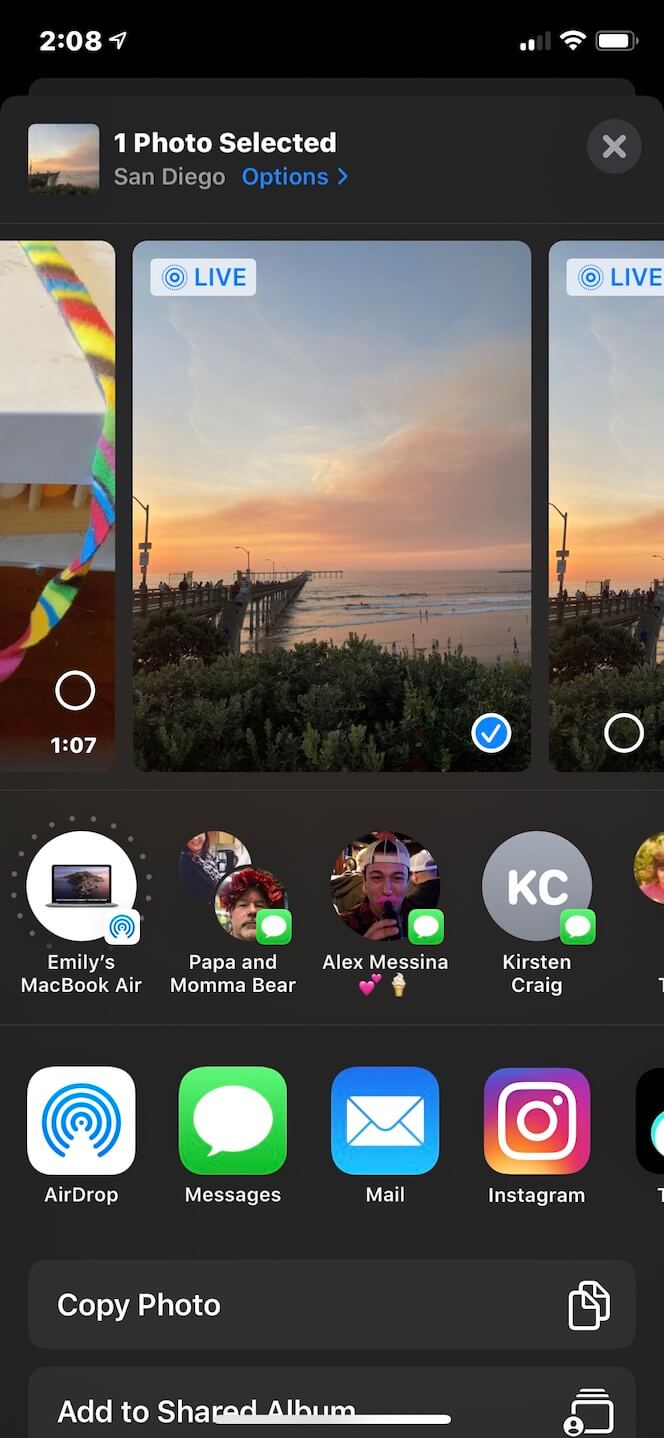 Instagram Story tricks: How to post several photos to your Story