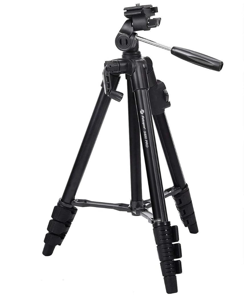 Fotorpro, an iPhone tripod mount