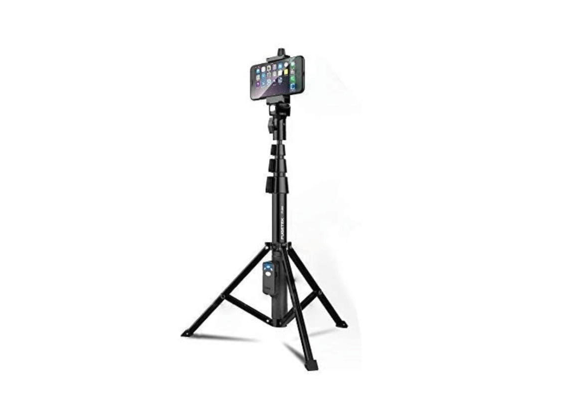 Fugetek, a selfie stick that doubles as a tripod