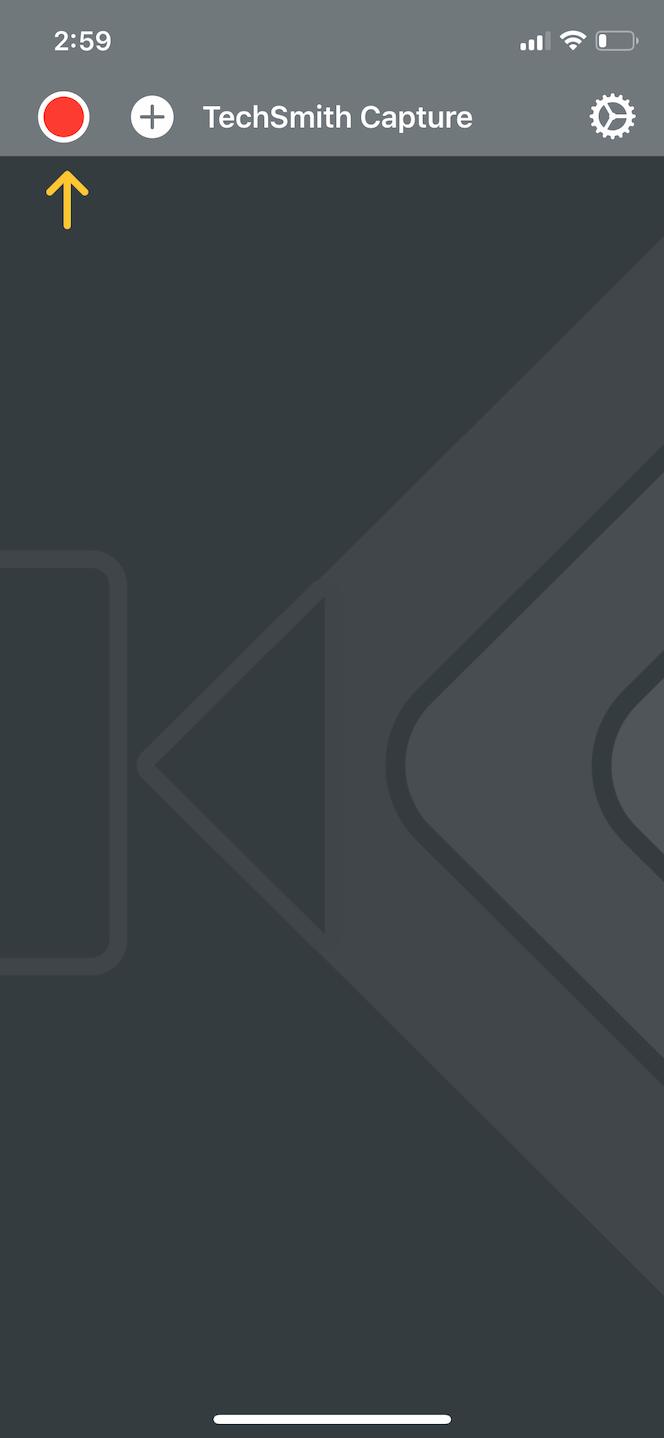TechSmith Capture, screen capture app