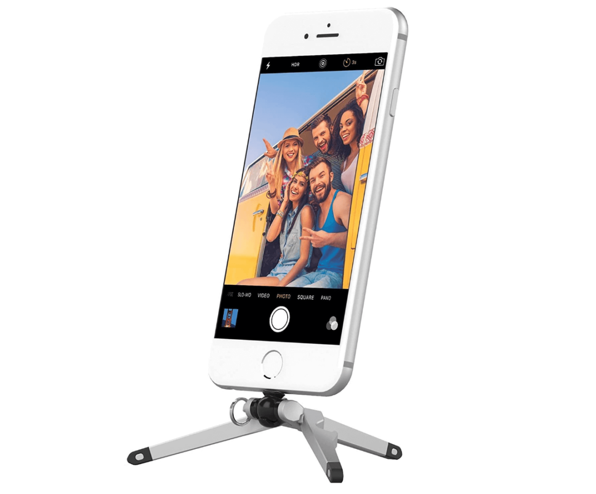 Kenu Stance, the best travel tripod for iPhone