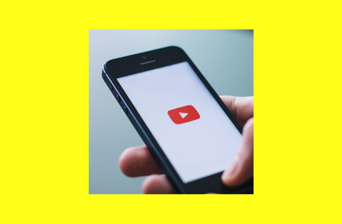 How to make a YouTube video on the go using your iPhone: Header image