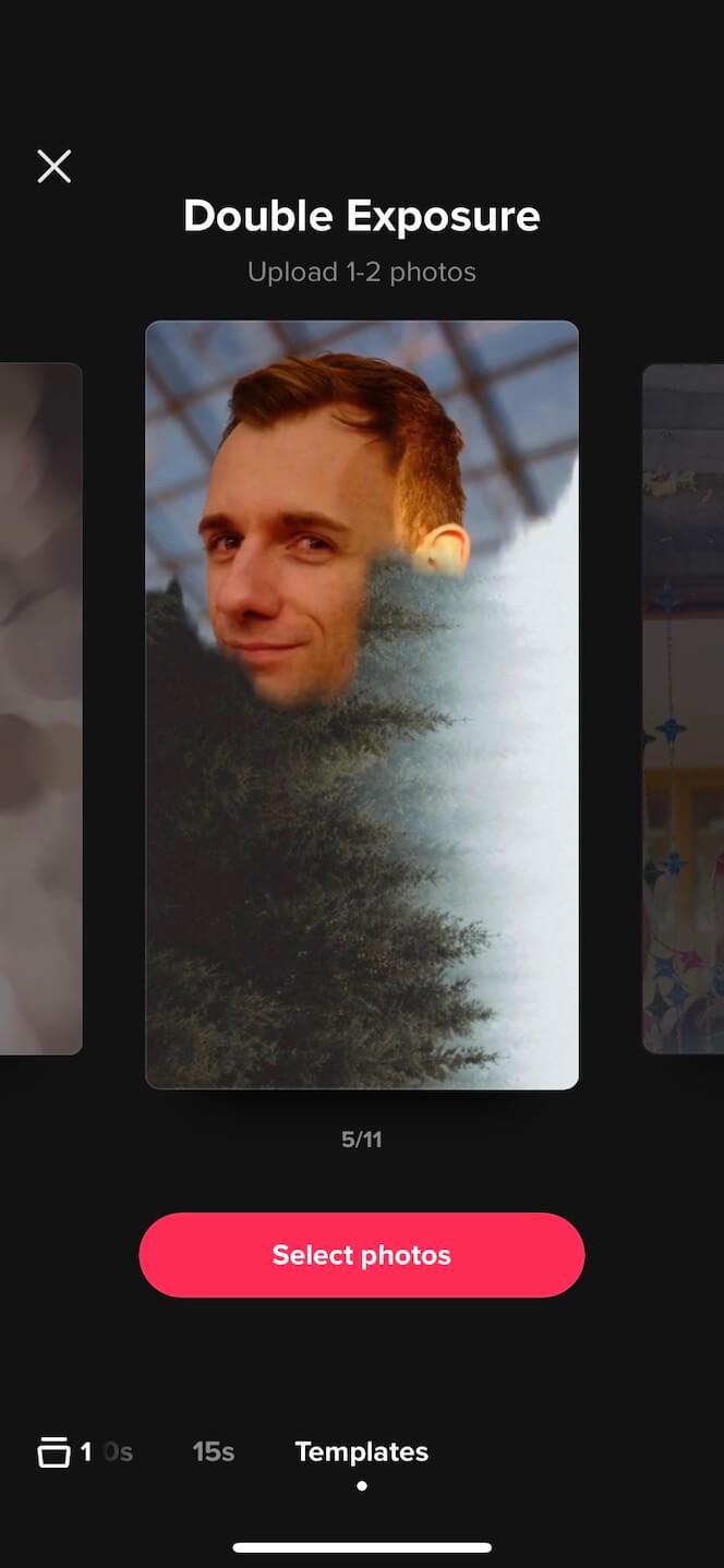 Second screenshot showing TikTok