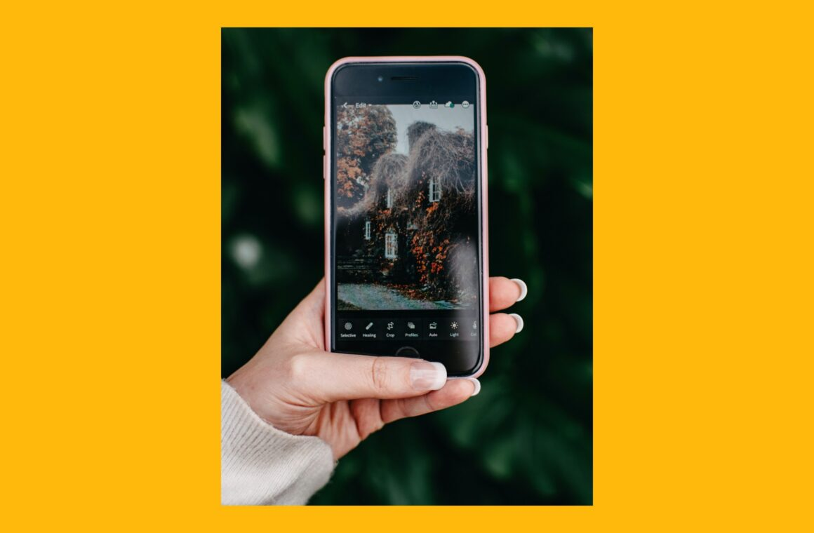 The 25 best Lightroom Mobile presets for stunning iPhone photos: Header image.