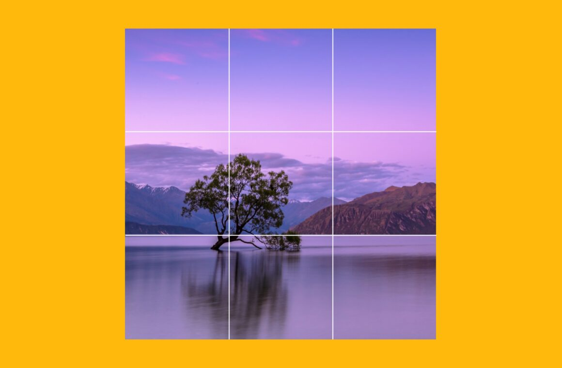 Rule of thirds in iPhone photography: How to use it to compose better shots: Header image