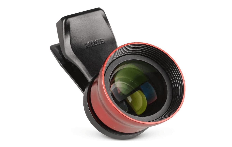 Picture of the Sirui Portrait Lens.